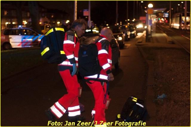 2013-12-07 Aanrijding met letsel Schiedamsedijk, Rotterdam 014-BorderMaker