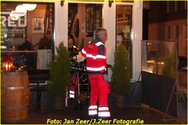 2014-01-11 Onwelwording in wijnlokaal, Hoogstraat 011-BorderMaker