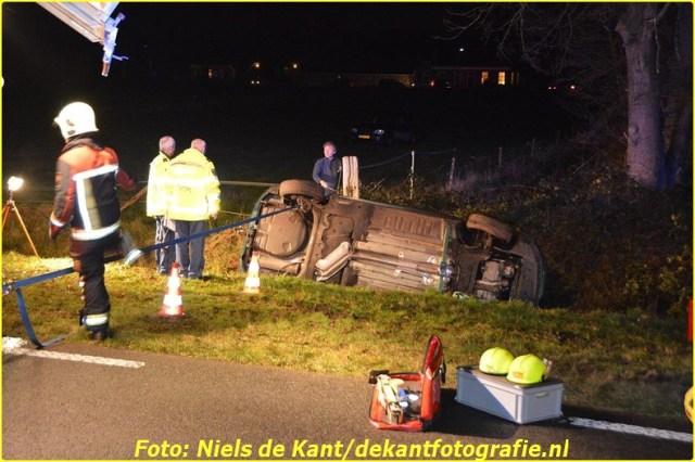 Vrouw gewond bij ongeval N378-4-BorderMaker