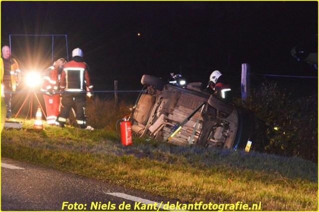 Vrouw gewond bij ongeval N378-BorderMaker