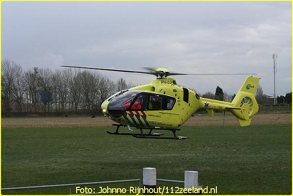 Ongeval Molenpolderweg 19-02-14 2014-02-19 021-BorderMaker-BorderMaker