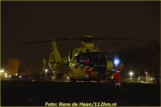 AD_Arrestant zwaar gewond bij Politie Gouda_Rens de Haan (13)-BorderMaker