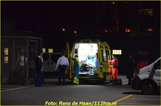 AD_Arrestant zwaar gewond bij Politie Gouda_Rens de Haan (9)-BorderMaker