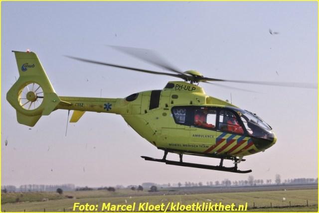 lifeliner bij ongeval zandkreekweg Wolphaartsdijk 5-3-2014 116-BorderMaker