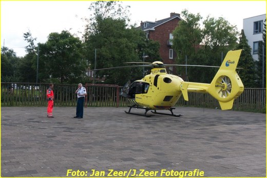 2014-07-15 Traumahelikopter Witte Dorp 001-BorderMaker