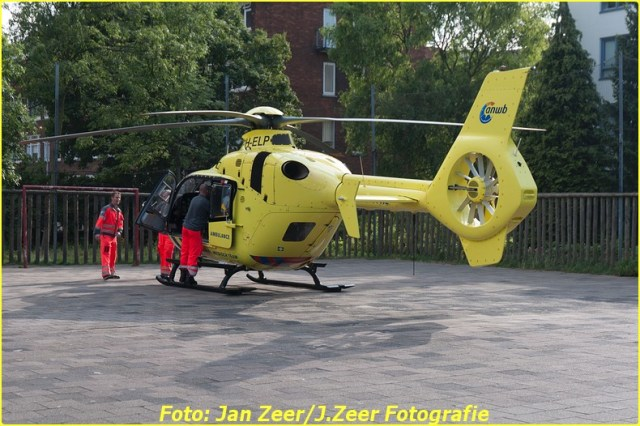 2014-07-15 Traumahelikopter Witte Dorp 006-BorderMaker