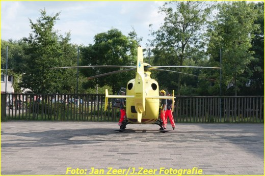 2014-07-15 Traumahelikopter Witte Dorp 008-BorderMaker