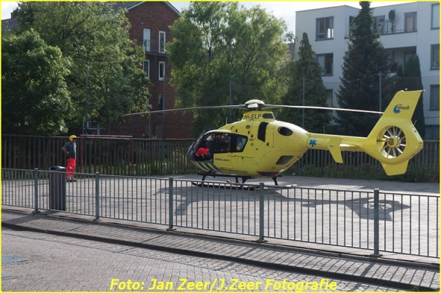 2014-07-15 Traumahelikopter Witte Dorp 009-BorderMaker