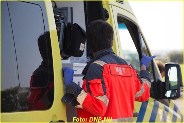 20141002 Egmond 4 gewonde bij frontale botsing N512-11-BorderMaker