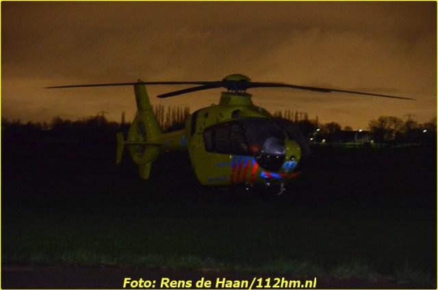 2015 01 13 Man gered van verdrinkingsdood Haastrecht_Rens de Haan (11)-BorderMaker