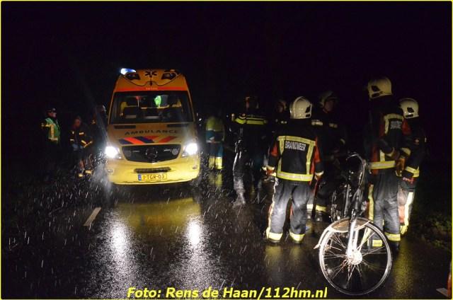 2015 01 13 Man gered van verdrinkingsdood Haastrecht_Rens de Haan (9)-BorderMaker