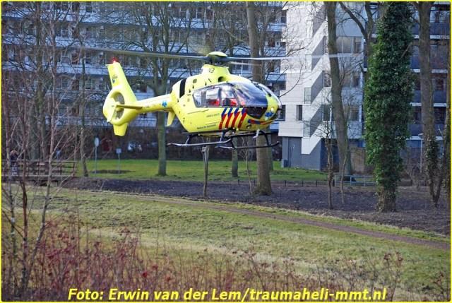 Lifeliner2 inzet Den Haag Foto: Erwin van der Lem