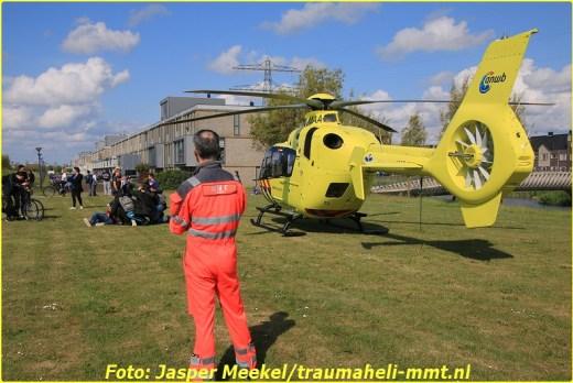 Lifeliner 1 Inzet Watervliet Hoofddorp 022-BorderMaker