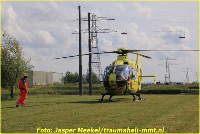Lifeliner 1 Inzet Watervliet Hoofddorp 033-BorderMaker