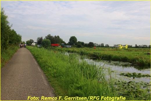 15-08-29 Prio 1 Verkeersongeval (Lifeliner) - Lecksdijk (Reeuwijk) (1)-BorderMaker