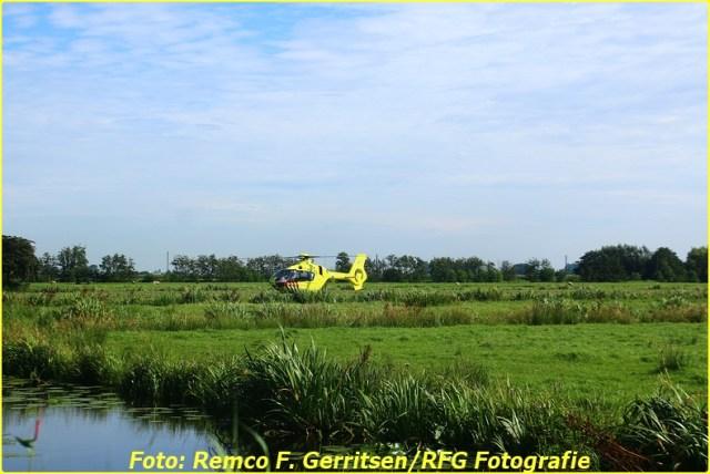 15-08-29 Prio 1 Verkeersongeval (Lifeliner) - Lecksdijk (Reeuwijk) (23)-BorderMaker