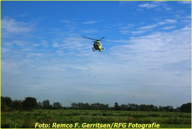 15-08-29 Prio 1 Verkeersongeval (Lifeliner) - Lecksdijk (Reeuwijk) (33)-BorderMaker