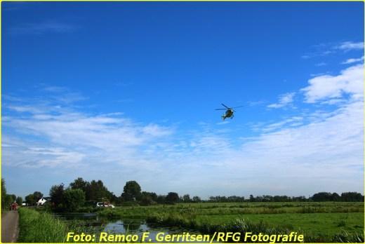 15-08-29 Prio 1 Verkeersongeval (Lifeliner) - Lecksdijk (Reeuwijk) (34)-BorderMaker