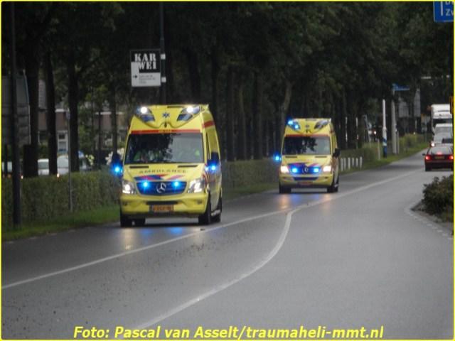 Medisch noodgeval en spoedtransport Everlaan Apeldoorn (4)-BorderMaker