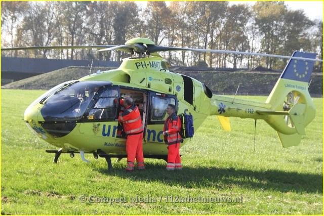 Dodelijk ongeval N381 Oosterwolde 29-BorderMaker