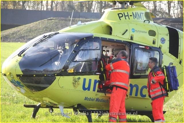 Dodelijk ongeval N381 Oosterwolde 30-BorderMaker