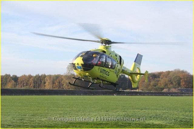 Dodelijk ongeval N381 Oosterwolde 7-BorderMaker