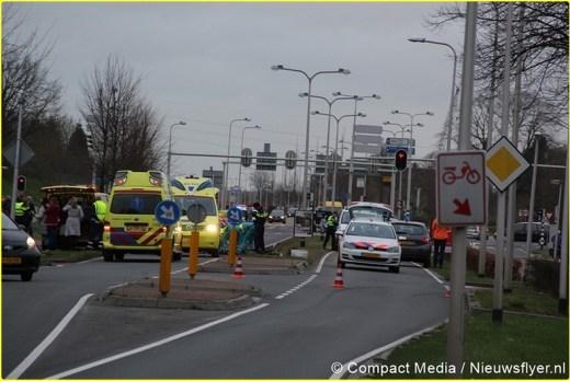 Verkeersongeval Assen 008 Nieuwsflyer-BorderMaker
