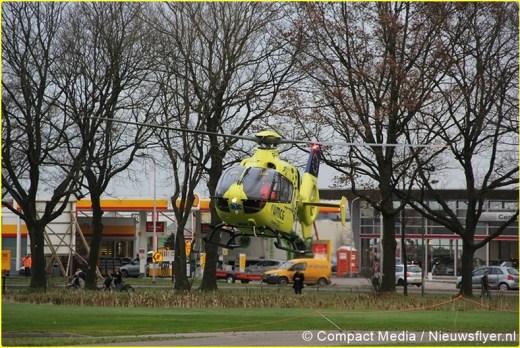 Verkeersongeval Assen 027 Nieuwsflyer-BorderMaker