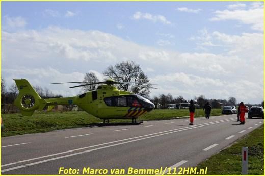 Ongeval Zijdeweg N475 Ouderkerk ad IJssel (11)-BorderMaker