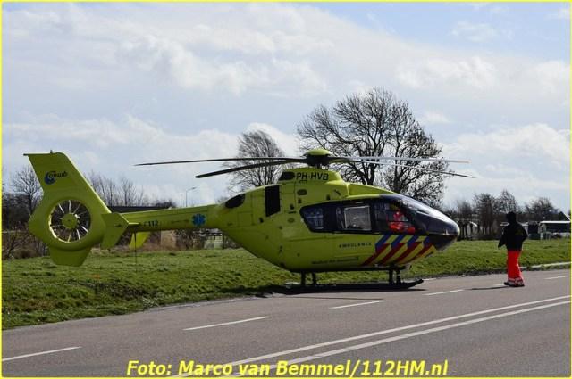 Ongeval Zijdeweg N475 Ouderkerk ad IJssel (12)-BorderMaker