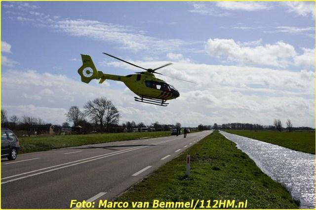 Ongeval Zijdeweg N475 Ouderkerk ad IJssel (18)-BorderMaker