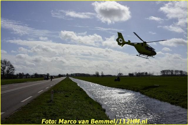 Ongeval Zijdeweg N475 Ouderkerk ad IJssel (20)-BorderMaker