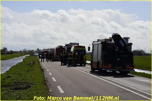 Ongeval Zijdeweg N475 Ouderkerk ad IJssel (5)-BorderMaker