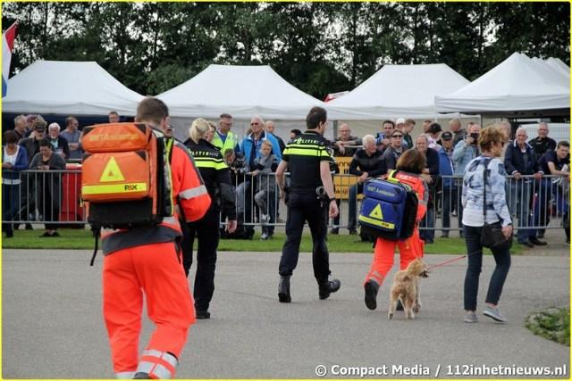 112 Brommerrijder onderuit tijdens race in Blokzijl 10-BorderMaker