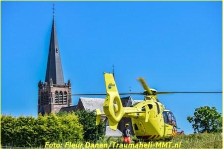 26 Mei Lifeliner2 Hoogerheide Scheldeweg