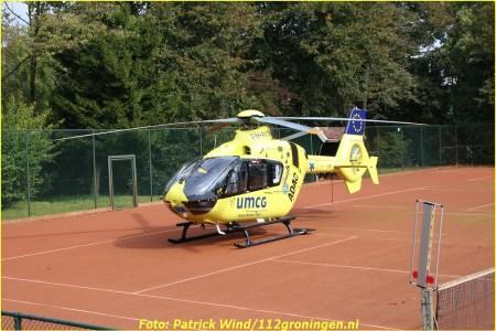 18 September Lifeliner4 Groningen Helperbrink