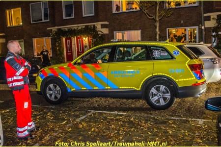 16 Oktober MMT1 Haarlem Godfried van Bouillonstraat