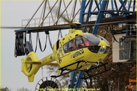 17 Oktober Lifeliner4 Eastermar Industrieweg