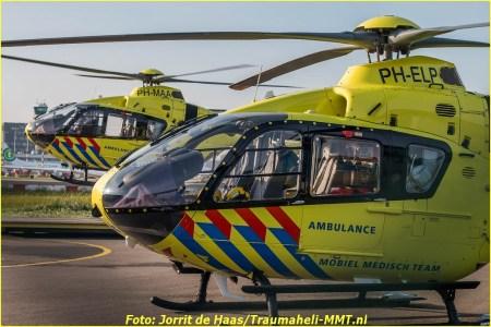 22 November Lifeliner2 Rotterdam Airport...