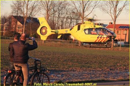 7 Januari Lifeliner1 Nieuw-Vennep Wayesteinsingel