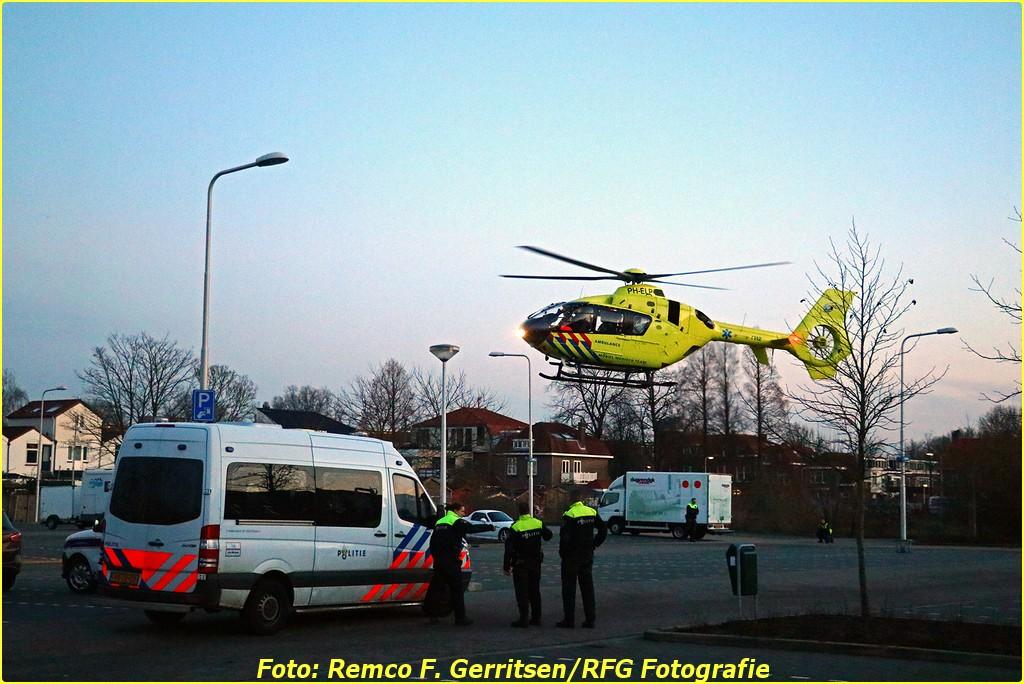 18-01-08 A1 (Lifeliner) - Rozendaal (Gouda) - Lifeliner (16)-BorderMaker
