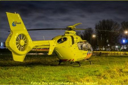 5 Januari Lifeliner2 Beverwijk Laan der Nederlanden