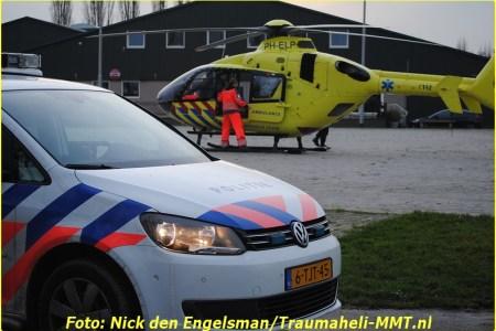6 Januari Lifeliner2 Dordrecht Oude Veerweg