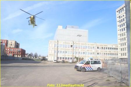 14 Februari Lifeliner2 Utrecht Oudlaan