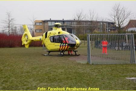 19 Februari Lifeliner2 Obdam Assumburglaan