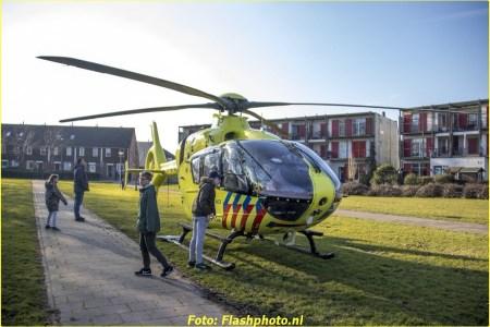 23 Februari Lifeliner2 Schiedam Bernardus...