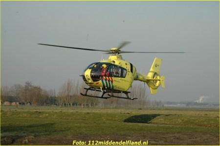 18 Februari Lifeliner2 Maasland Vrouwe Lideweysingel