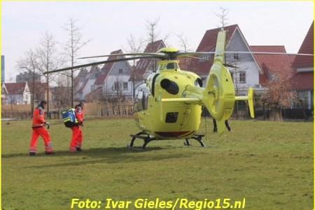 18 Maart Lifeliner2 's-Gravenhage Laan...