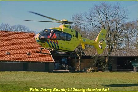 20 Maart Lifeliner3 Lochem N825 Nettelhorsterweg