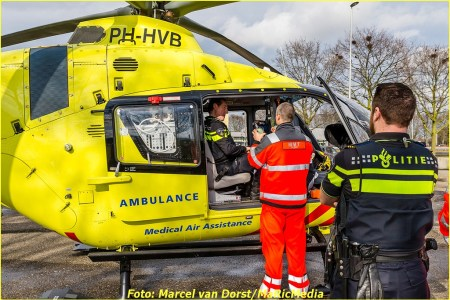 11 Maart Lifeliner3 Breda Heerbaan